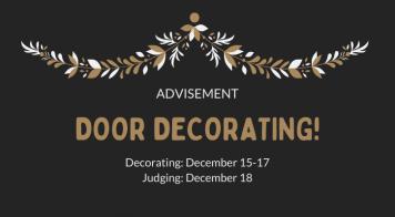 Door Decorating